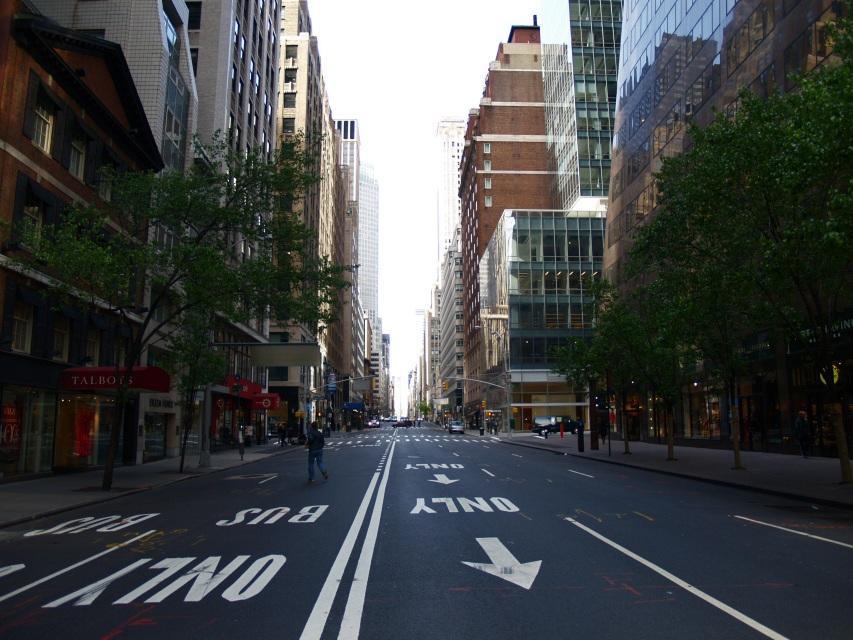 Il memorial walk chiude l avventura americana di for Giardino 54 nyc