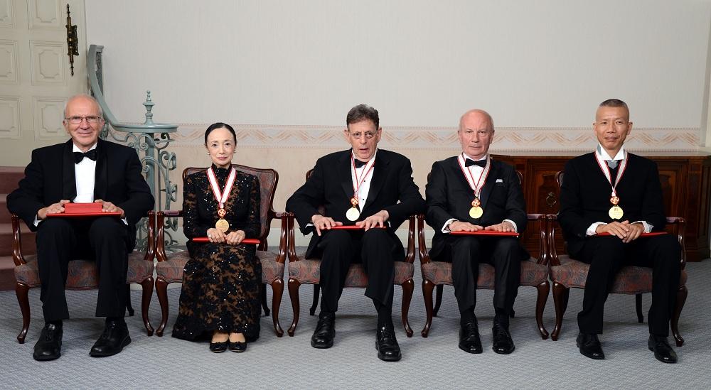 Premio internazionale per cecco bonanotte cronache for Praemium imperiale