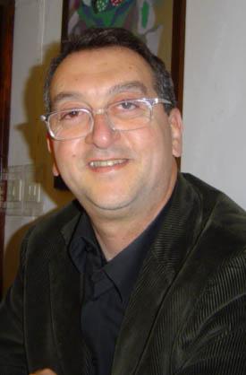 Placido Munafò, presidente dell'Associazione Il Glomere
