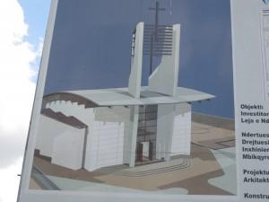 Albania-il-progetto-della-nuova-chiesa-di-Bathore