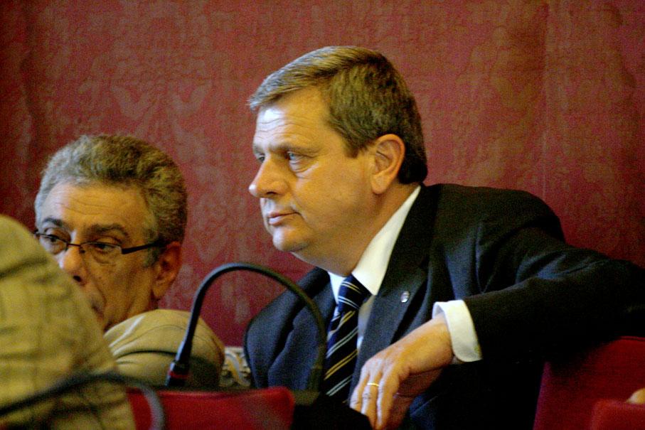 Giuliano Meschini, consigliere comunale dell'Idv