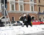 Ultima nevicata a Macerata