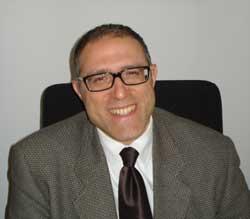 Il segretario Antonio Le Donne
