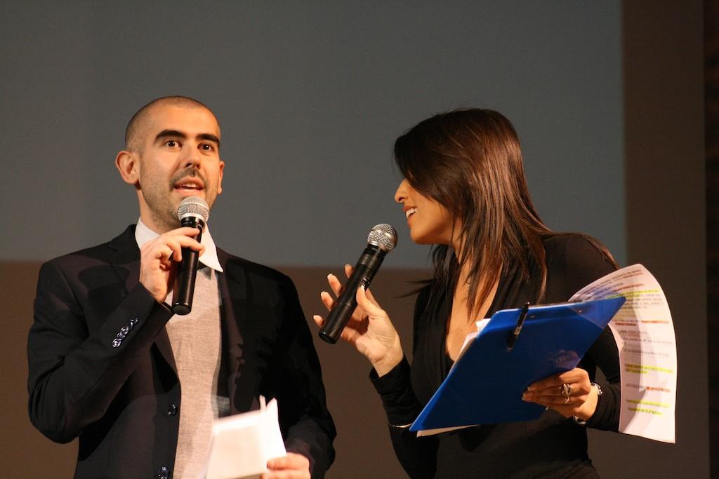 Il presidente della Pindaro Eventi Michele Spagnuolo