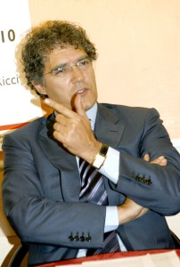 L'avvocato Bruno Mandrelli
