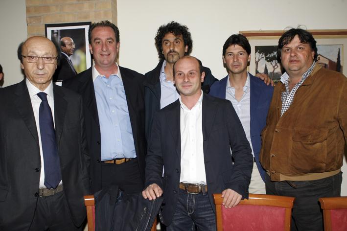 Cena-Flavio-Falzetti-Luciano-Moggi-Alessio-Secco-8