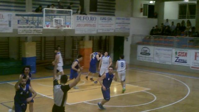 Cus Macerata Basket 3