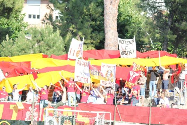 I tifosi del Potenza Picena sono pronti per il derby