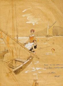 Biagetti-Il-mare-1904-221x300