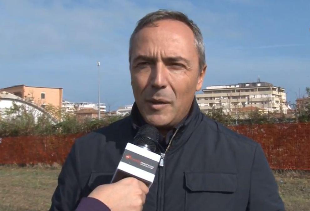 Il consigliere Giovanni Corallini