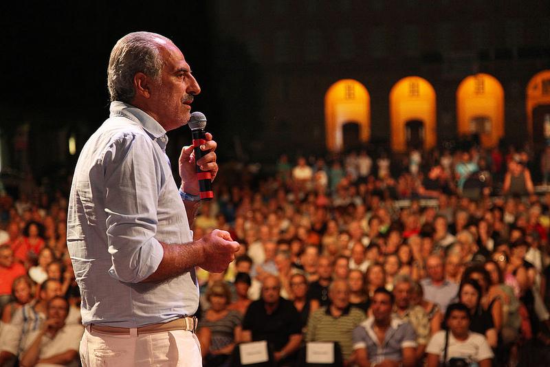 Giulio Silenzi a Popsophia
