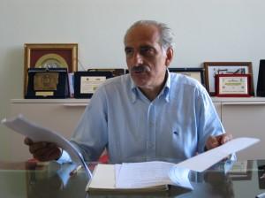 Il vice sindaco di Civitanova, Giulio Silenzi