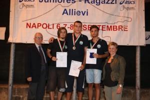 Il-podio-di-Napoli
