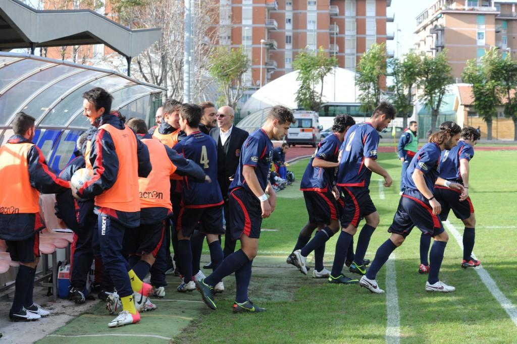 Civitanovese gol