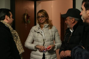 Irene Manzi ha vinto le primarie in provincia di Macerata
