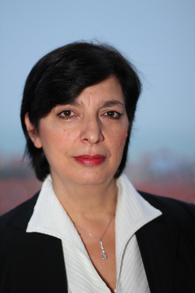 Mirella Franco, capogruppo del Pd