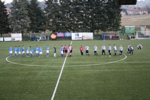 Inizio Gara Juve Club - Pennese