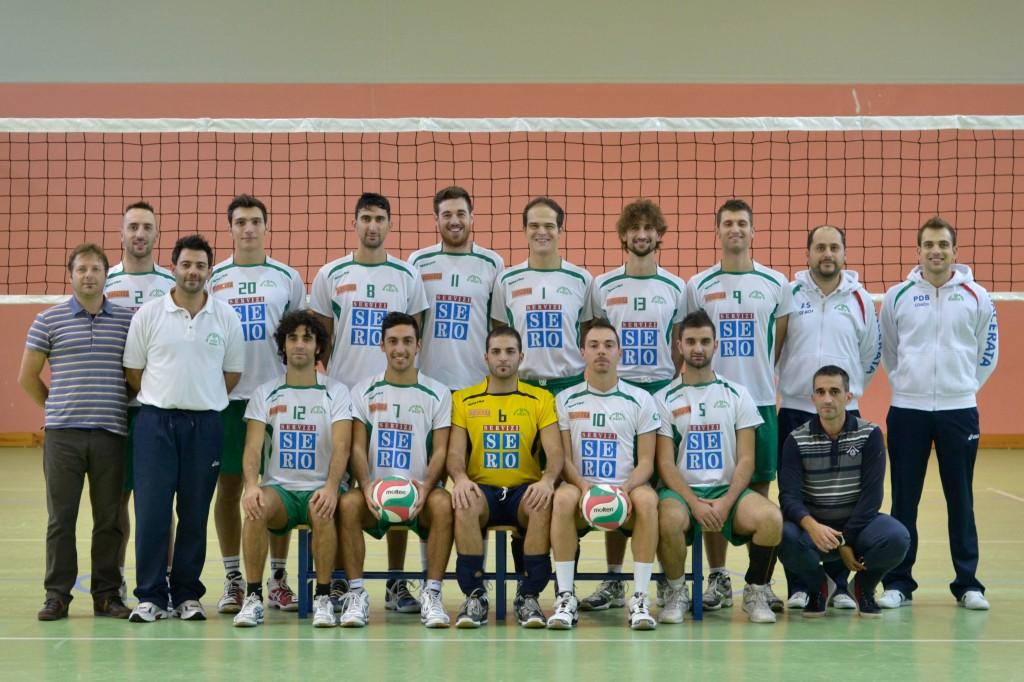 La squadra con il ds Gianluca Tittarelli