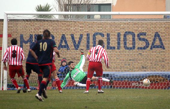 Il gol di Jonas Rodriguez Ekani ha deciso il derby