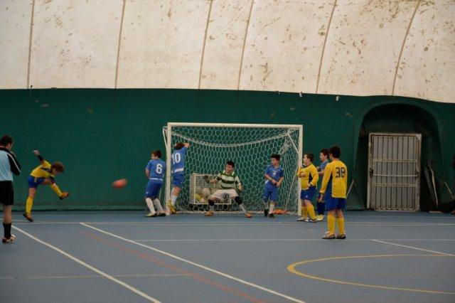 gol del 3 a 3 di Mammutllari Manuel