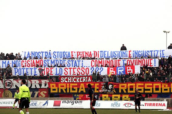 tifoseria civitanovese derby tifosi
