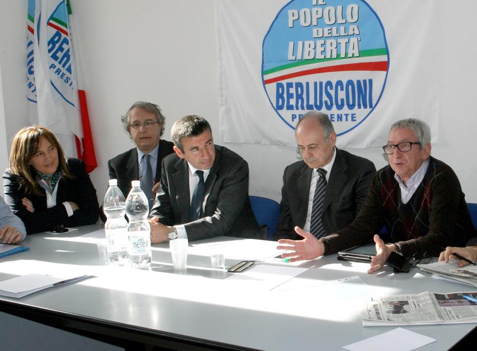 Conferenza Pdl (1)