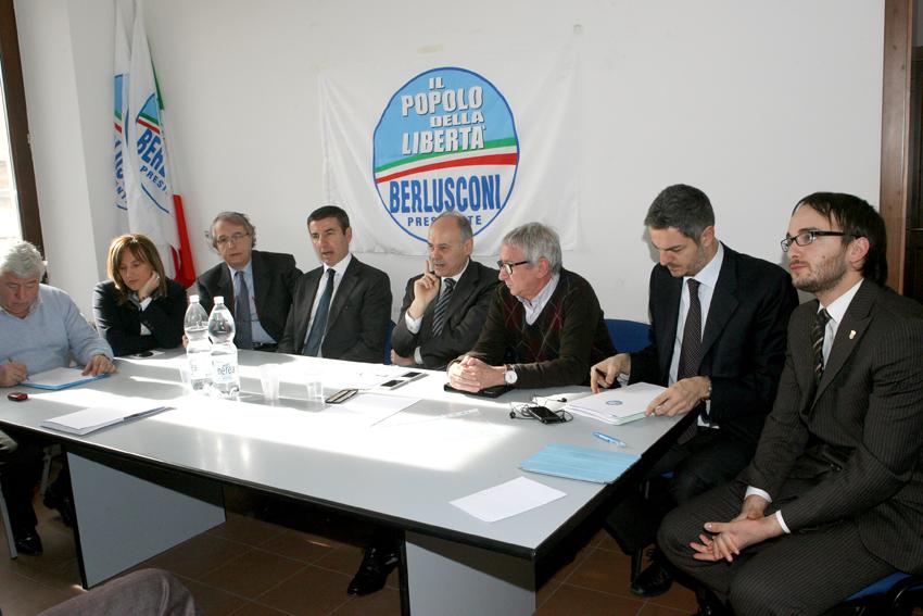 Conferenza Pdl (4)