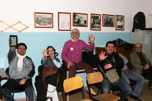 Grillini in festa nella sede di Macerata