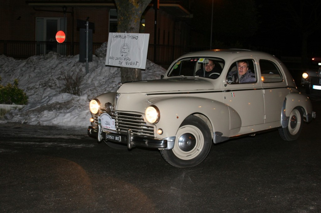 La Peugeot 203 del 1953