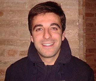 L'allenatore della Juniores dell'Urbisalviense Lorenzo Ferranti
