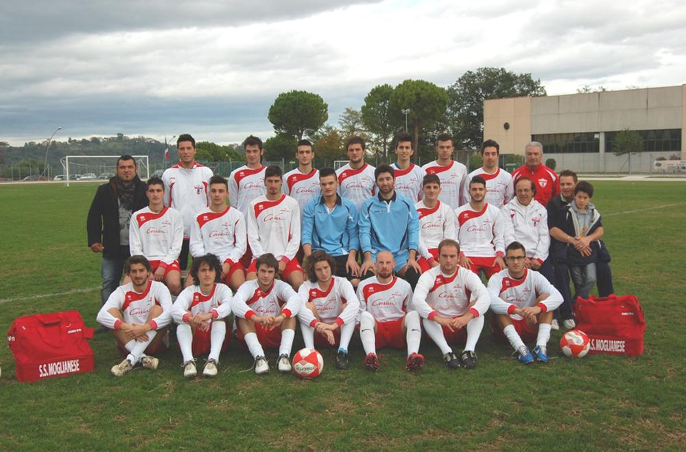 Moglienese stagione 2012-2013