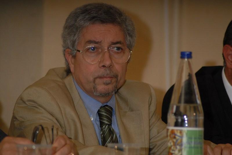 Il segretario nazionale Federcofit Giovanni Caciolli