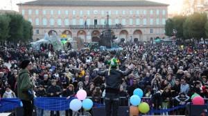 L'edizione 2012 del Carnevale civitanovese