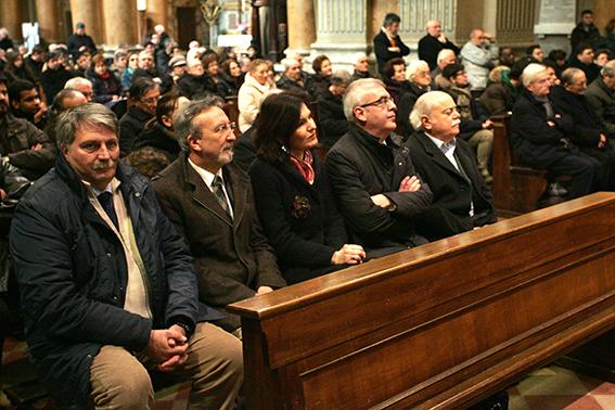 Presenti all'annuncio gli assessori Lippi e Monteverde, i sindaci Carancini e Capparucci e il presidente Pettinari