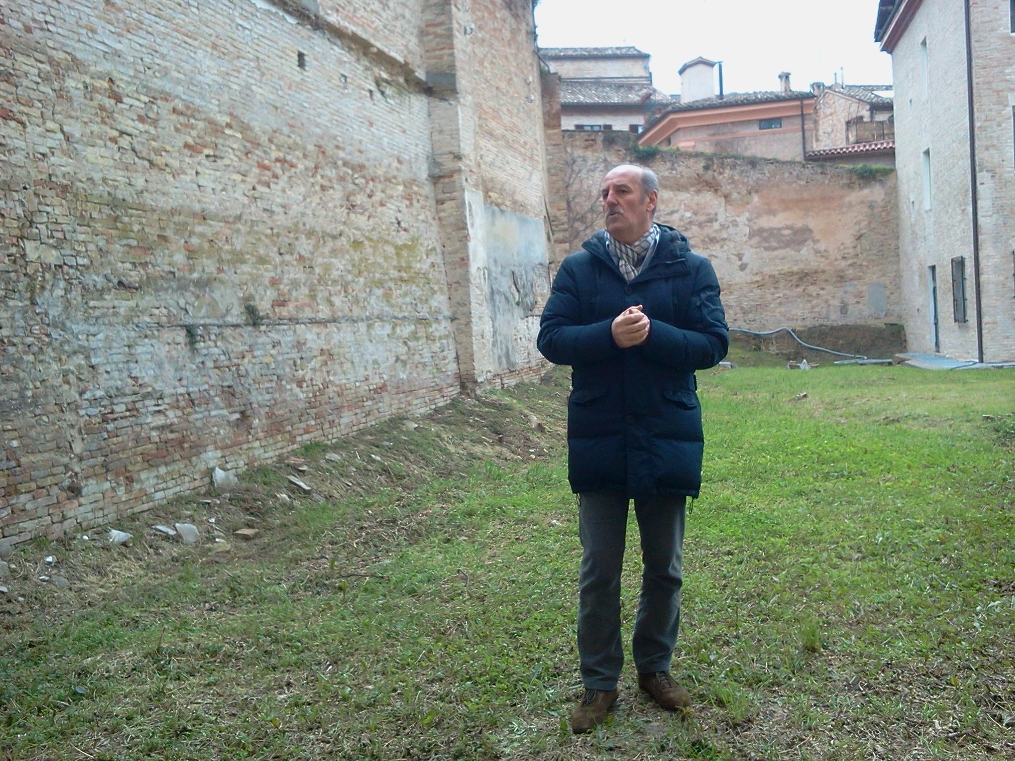 L'Architetto Guido Strinati